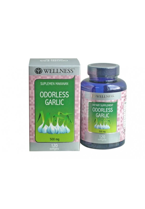 Odorless Garlic (120)